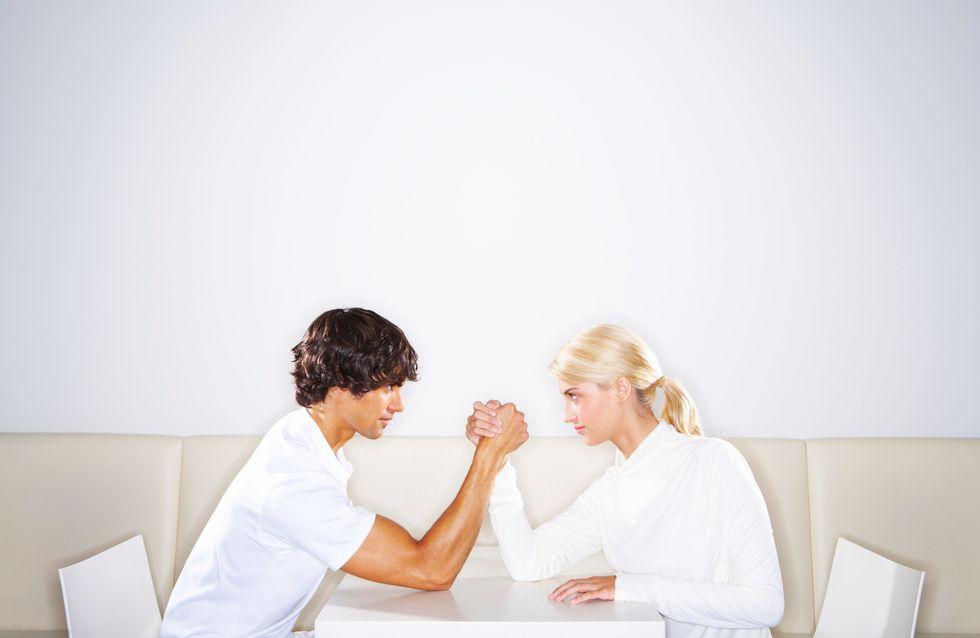 Homme et femme : Egaux ? Pas dans le cerveau !