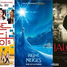 Les films coups de coeur de la semaine