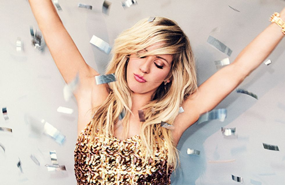 Ellie Goulding dishes on famous female friends and celebrity exes