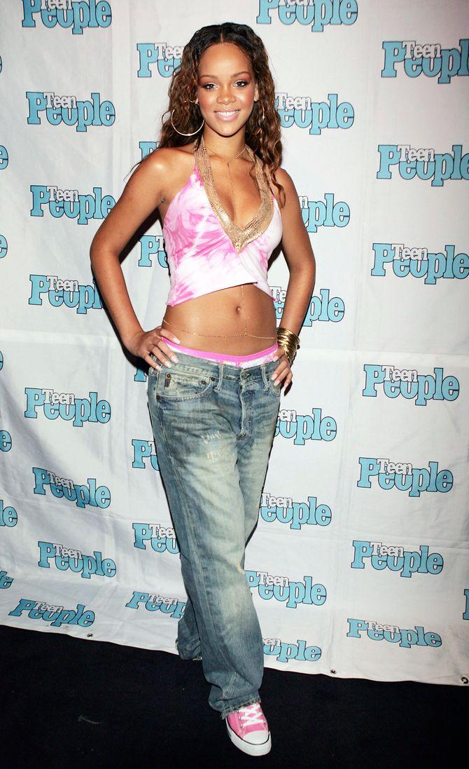 Rihanna en 2005