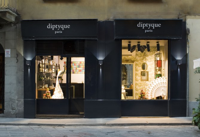 Diptyque Boutique, Milano