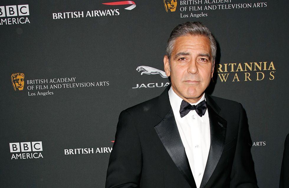 """Clooney:""""Mai trovato il grande amore"""""""