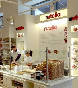 Nutella : Ouverture d'un bar dédié à la célèbre pâte à tartiner !