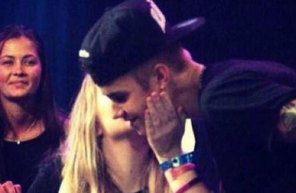 Justin Bieber surprises injured fan with a secret concert
