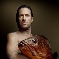 Thomas Dutronc nous montre son gros poisson (Photos)