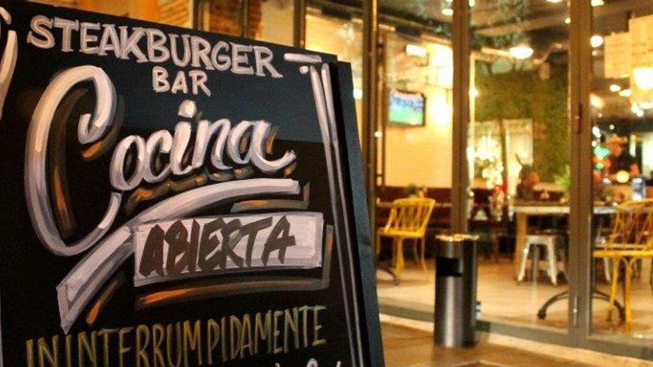 Steakburger Bar: sabor americano en el centro de Madrid
