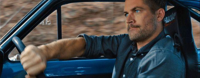 Paul Walker dans Fast & Furious 6