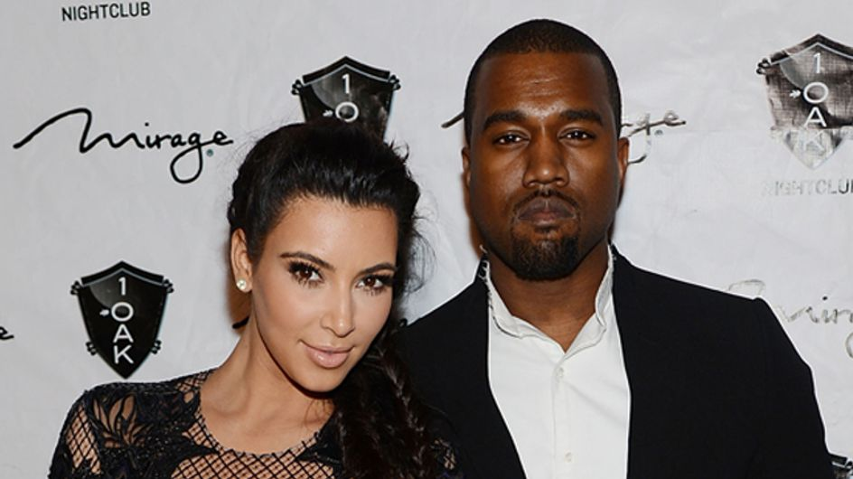 Artist Monica Warhol creates screen print of Kim Kardashian for Kanye West