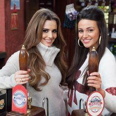 Cheryl Cole shoots cameo in Coronation Street for ITV Text Santa