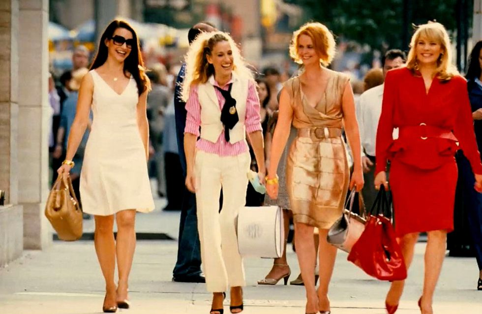 Sex and The City: arriva il 3° film?