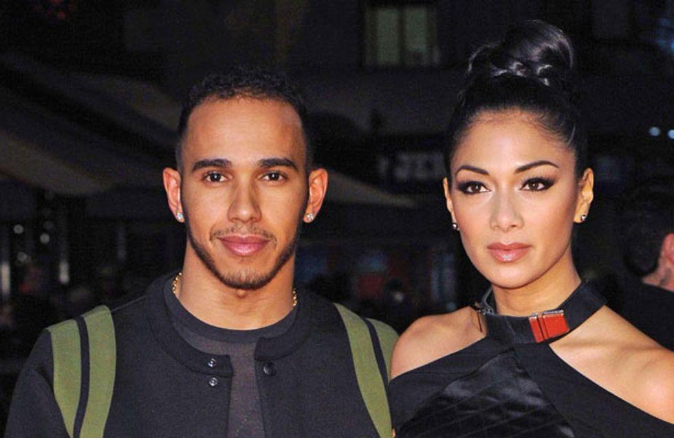 Lewis Hamilton set to propose to X Factor judge Nicole Scherzinger