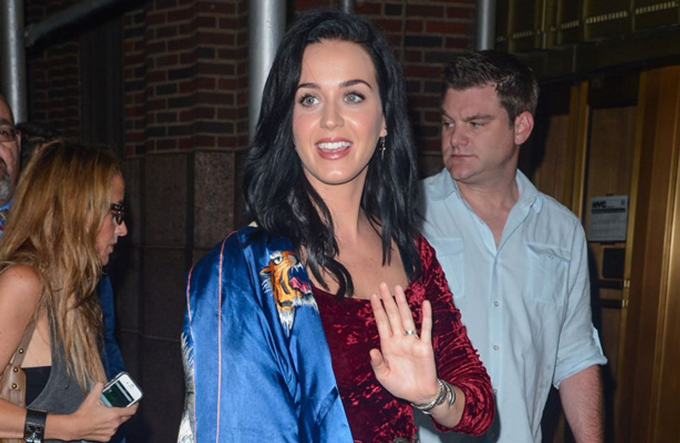 One Direction star Niall Horan takes Katy Perry on a dinner date