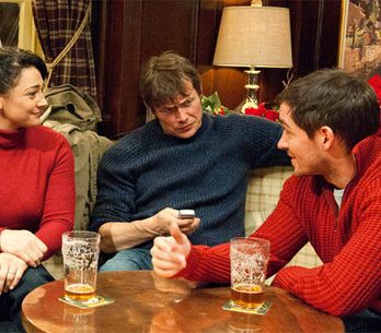 Emmerdale 17/12 – Moira tries to get James to face facts