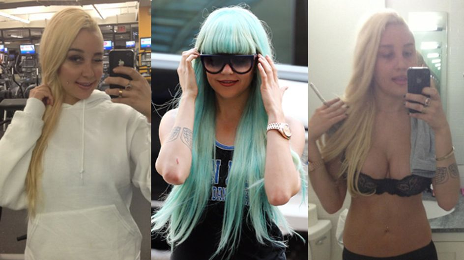 Amanda Bynes is back! Star has been secretly discharged from rehab