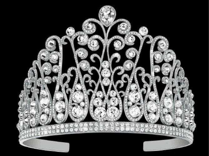 Couronne Miss France 2014