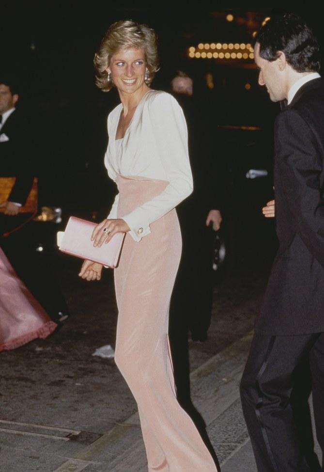 Lady Di en 1987