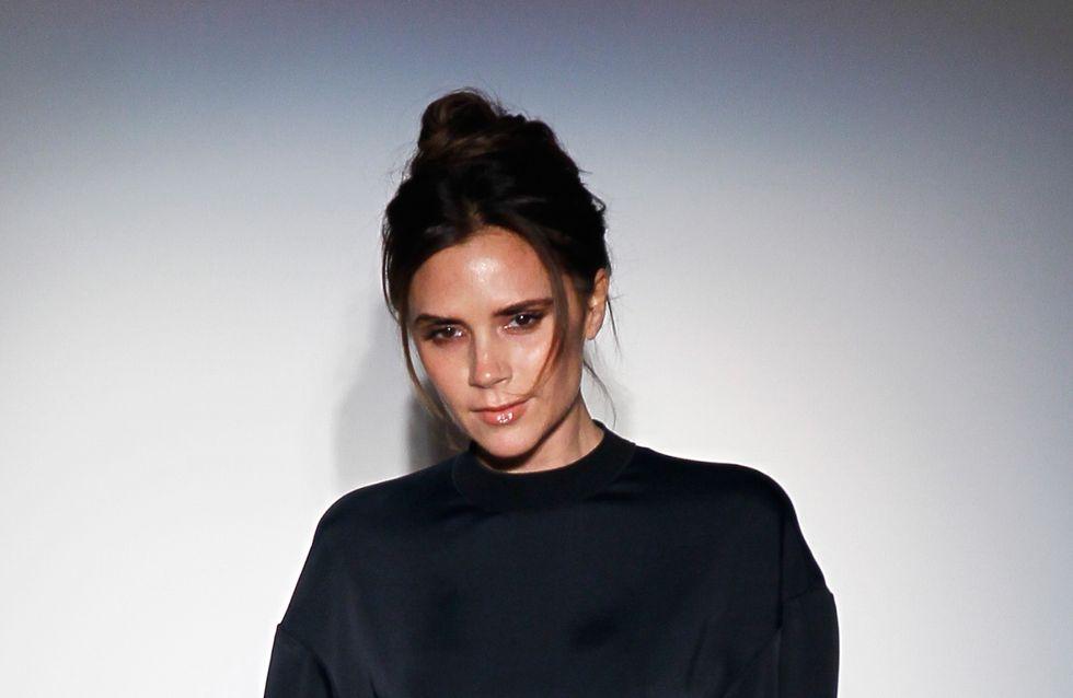 Victoria Beckham : Un calendrier de l'Avent haute-couture (Vidéo)