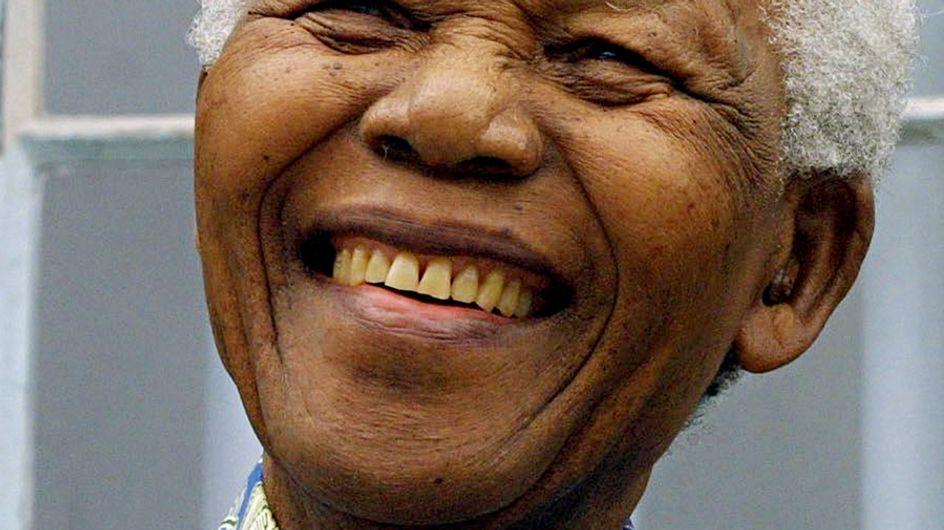 12 chemises pour rendre hommage à Nelson Mandela
