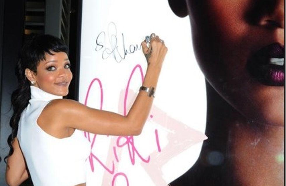 Rihanna : Découvrez sa nouvelle collection pour M.A.C (Photos)