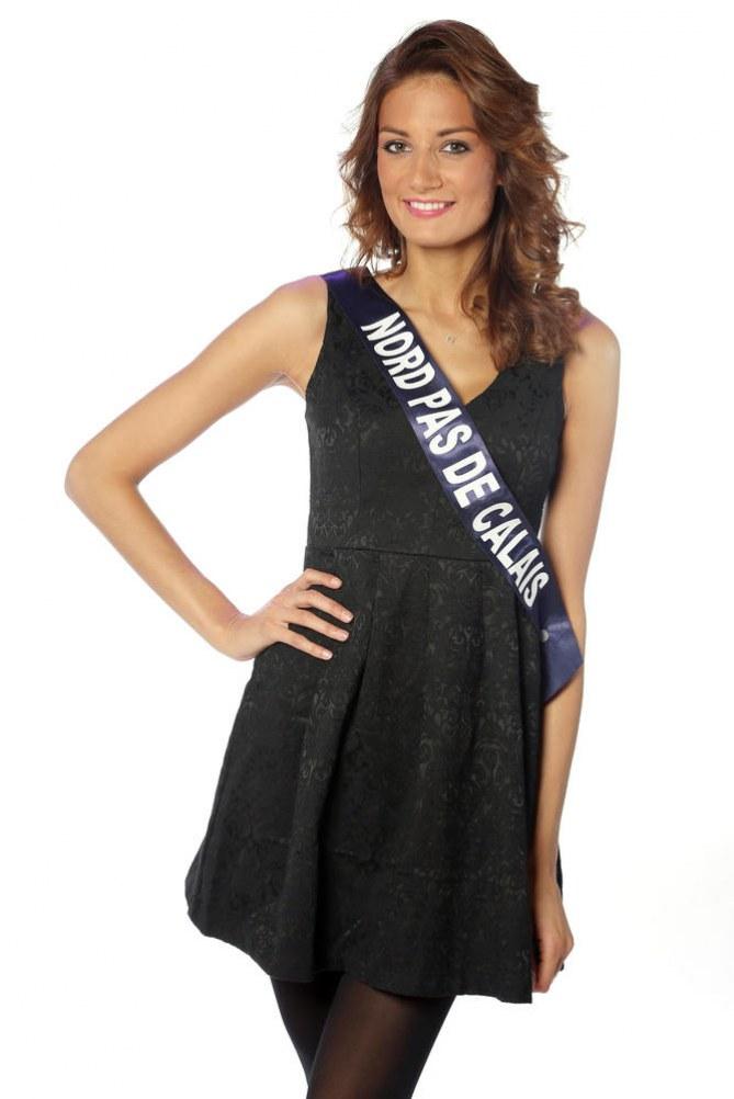 Miss Nord-Pas-De-Calais - Miss France 2014