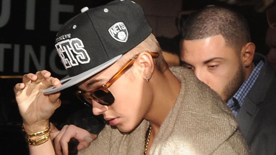 Justin Bieber 'detained' in Australia after drugs bust