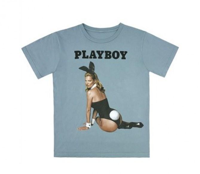 Kate Moss pour Playboy