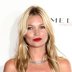 Kate Moss : Marc Jacobs lance un t-shirt à son effigie (Photos)