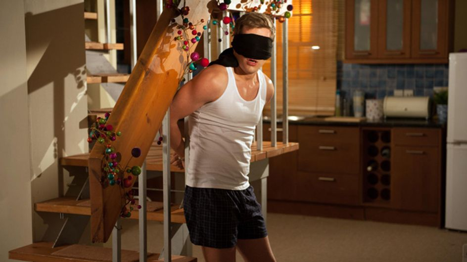 Hollyoaks 19/12 – John-Paul is a victim of a cruel act of revenge