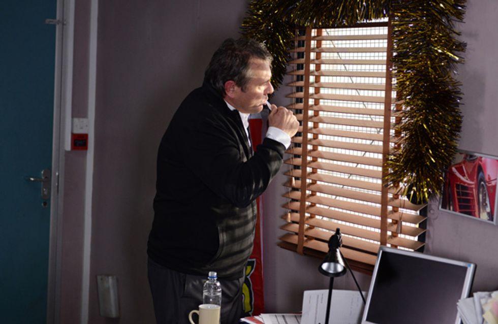 EastEnders 16/12 – Carol chucks David out the house