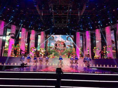 Répétitions Miss France 2014