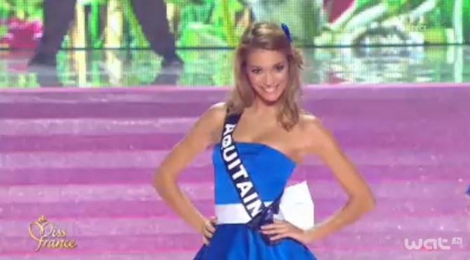 Alice au Pays des Merveilles - Miss France 2014