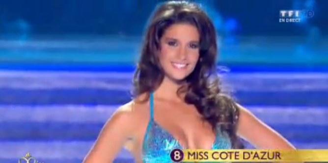 Miss Côte d'Azur - Miss France 2014