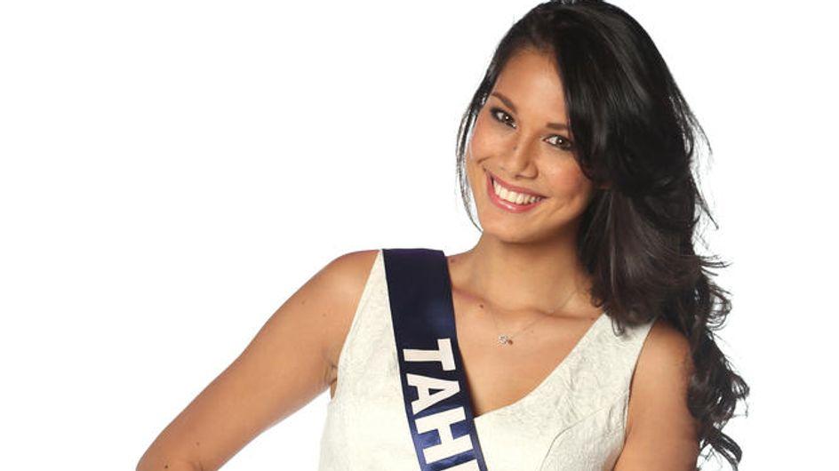 Miss France 2014 : Miss Tahiti, Première dauphine (Photos)