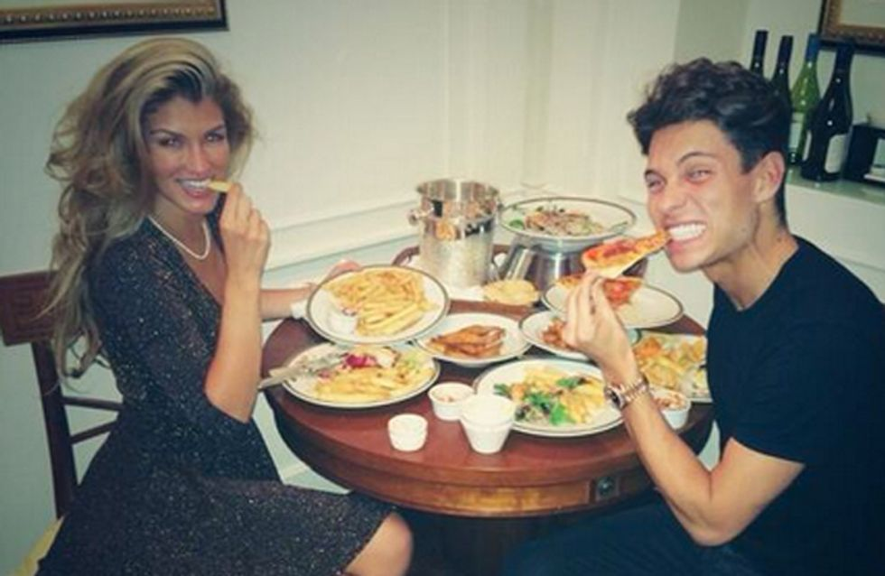 Joey Essex and Amy Willerton reveal budding romance after leaving I'm A Celeb jungle