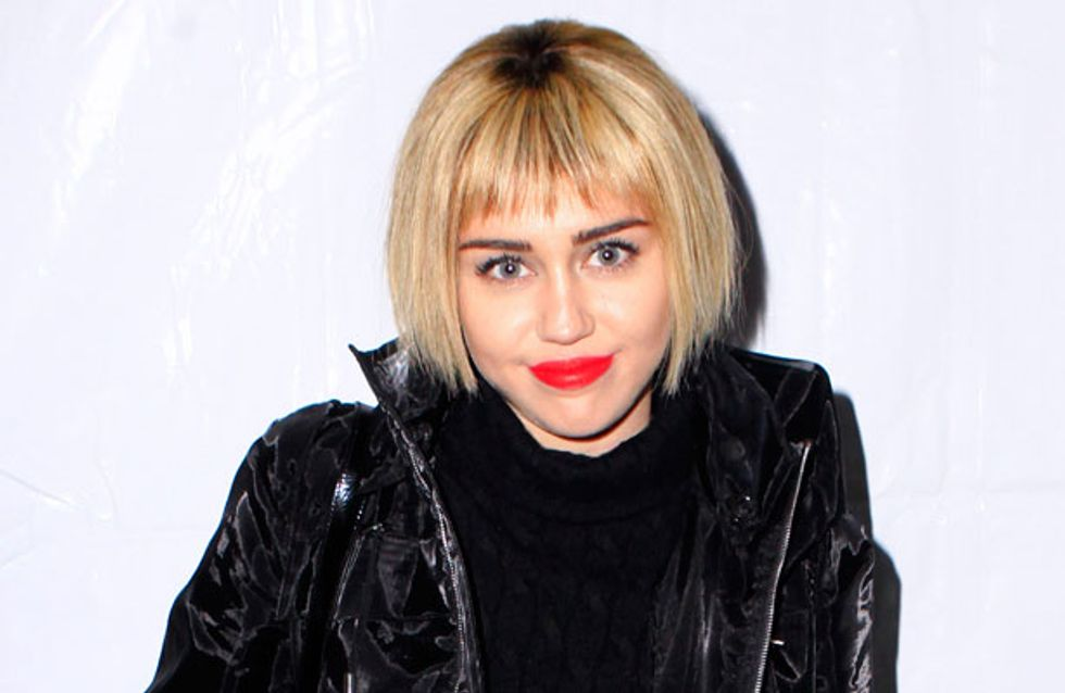 Miley Cyrus reveals yet another image overhaul with new mop haircut