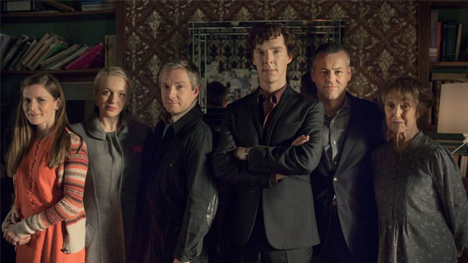 WATCH: The brand new Sherlock season 3 trailer is here