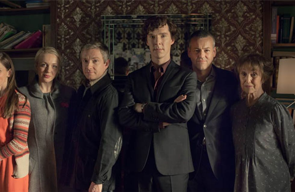 WATCH: The brand new Sherlock season 3 trailer is here