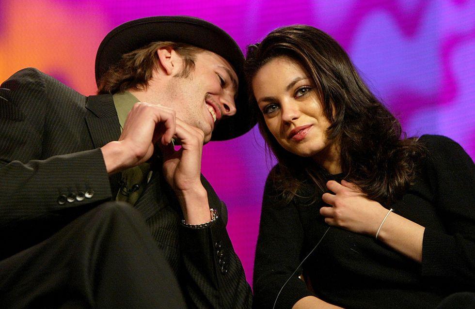 Ashton Kutcher & Mila Kunis: Generalprobe zur Hochzeit