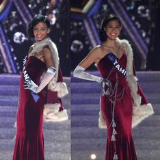 Miss France 2014 : Flora Coquerel, pas favorite du jury !