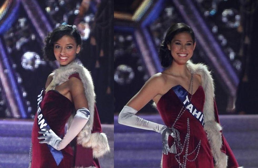 Miss France 2014 : Flora Coquerel, pas favorite du jury !