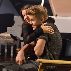 Justin Bieber's mum Pattie hits out at his tattoos and moustache