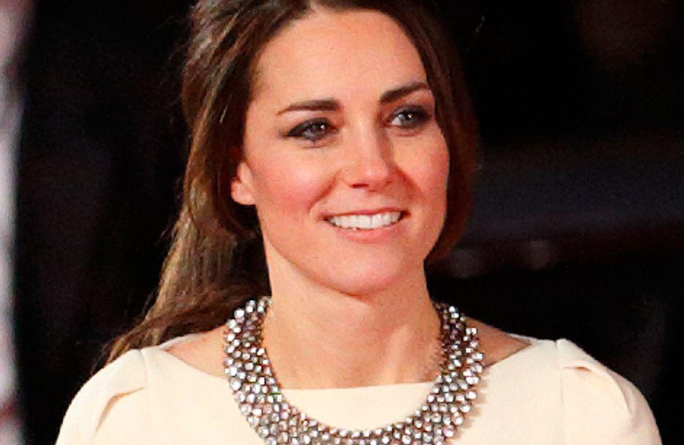 Kate Middleton : Son collier scintillant coûte…