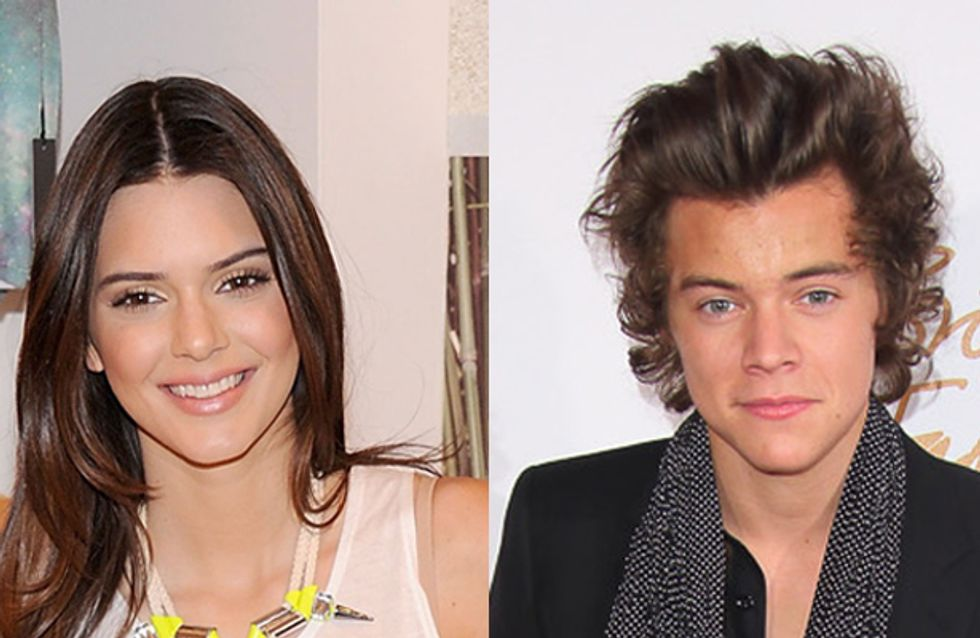 Harry Styles' second date with Kendall Jenner in NYC gay bar