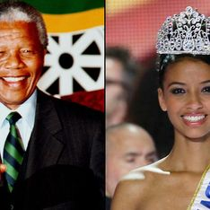 Nelson Mandela : L'hommage de Miss France 2014