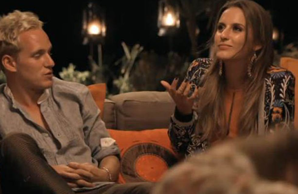 Lucy Watson breaks Jamie Laing's heart on Made in Chelsea