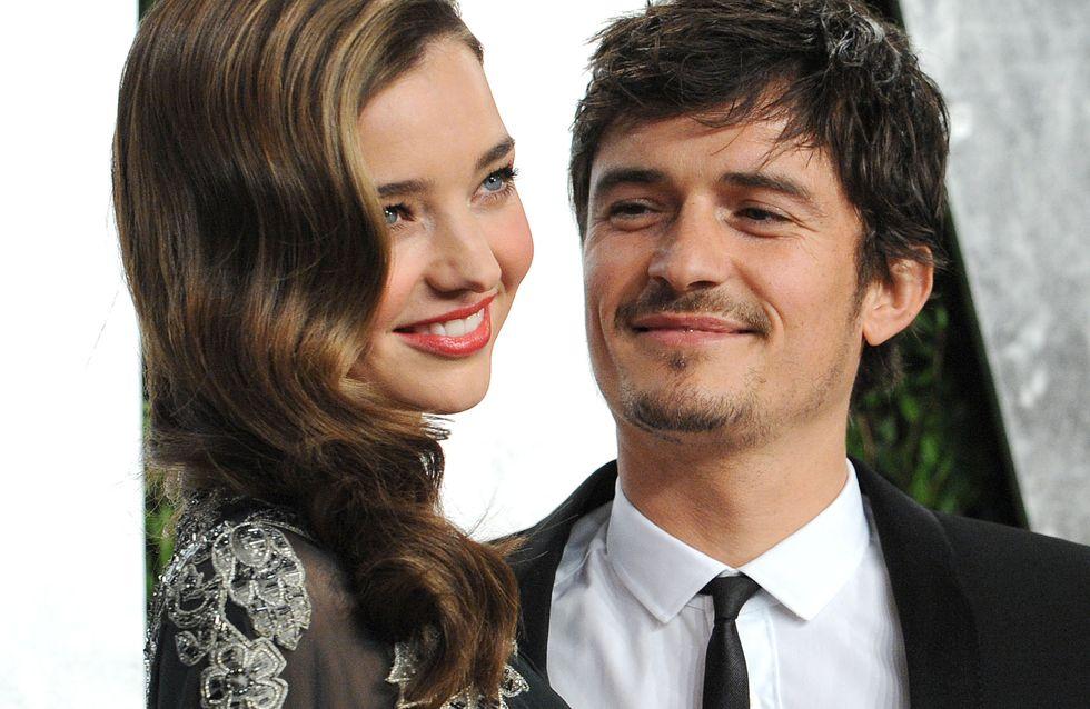 Miranda Kerr et Orlando Bloom : Toujours amoureux !