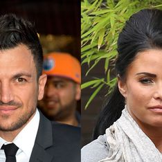 Katie Price and Peter Andre at war over Christmas with the kids