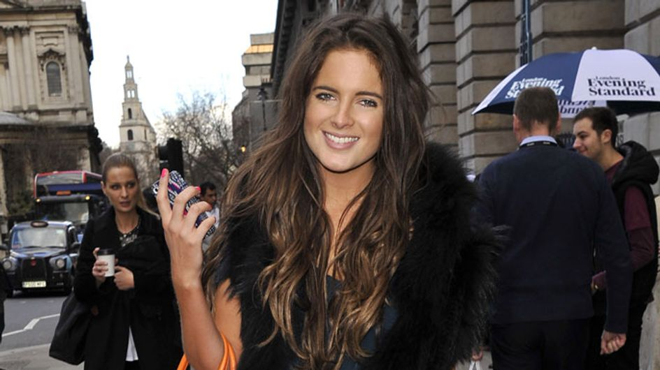 Made In Chelsea's Binky Felstead to star in Rimmel Sunshimmer campaign 2014