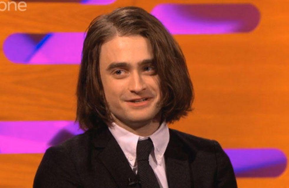 Daniel Radcliffe : Sa nouvelle coupe de cheveux fait très peur à voir ! (Photo)