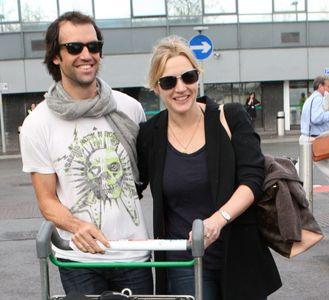 Kate Winslet e il marito